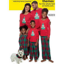 50% off Entire Stock of Jammies for Your Families Pajamas