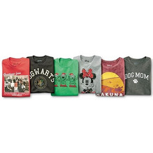 Mens and Womens Graphic Tees