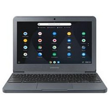 "Samsung 11.6"" Chromebook w/ Intel Atom x5, 2GB Memory, 16GB eMMC Flash Memory (Night Charcoal)"