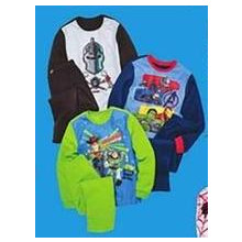 Boys' 2-Piece Character Sleepwear Set