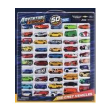 Adventure Force Die-Cast Vehicle 50 Pack (11/4 Online)
