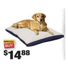 Happy Tails Sherpa Pet Bed