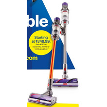SALE Dyson V10 Animal or V10 Animal Pro Starting at $349.99