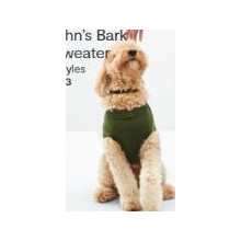 St. Johns Bark Dog Sweater