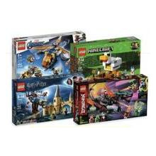 30% off Select LEGO Toys