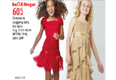 Dresses and Legging sets for girls  - 60% off