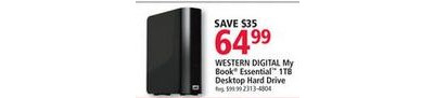 Western Digital My Book Essential 1TB External Hard-Drive