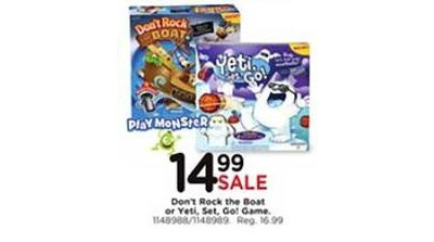 Playmonster - Yeti Set Go Game - Blain's Farm and Fleet