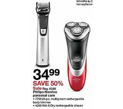 Philips Norelco 4200 Wet & Dry Shaver