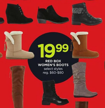 0b9b65e78de8 Red Box Women s Boots - JCPenney