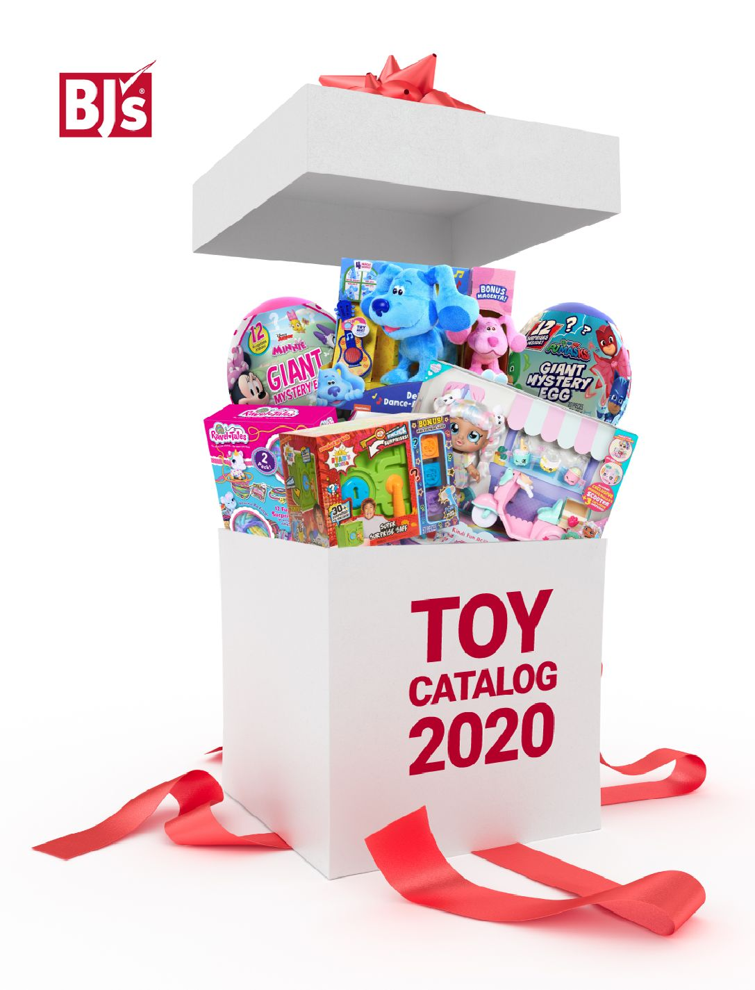 BJ's Wholesale Club's Toy Catalog 2020 Adscan, page 1