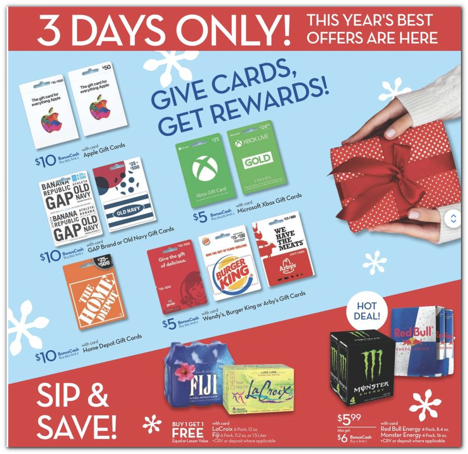 Rite Aid's Black Friday 2020 Adscan, page 3