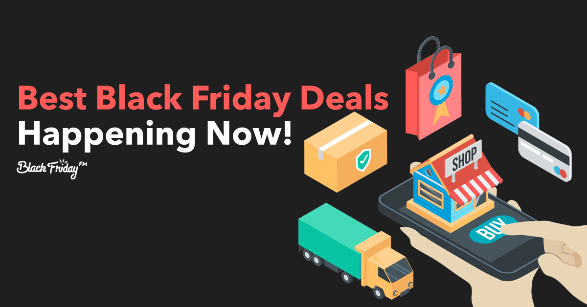 Best Black Friday Deals Roundup 2017