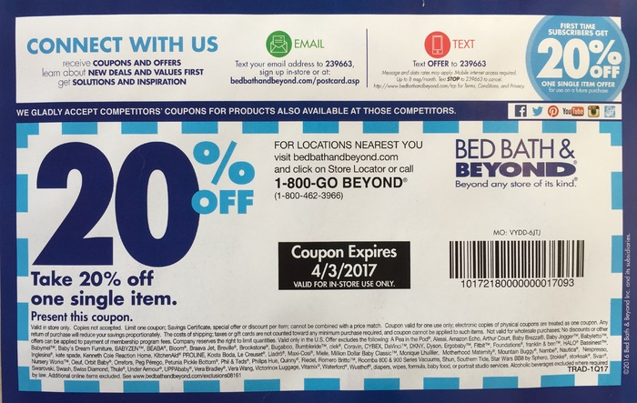 Bed Bath Coupon 28 Images 5 Bed Bath Beyond Coupon 2017 2018 Best Cars Reviews New Bed Bath