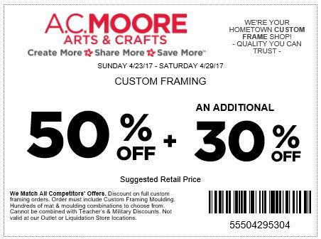 picture about Carol's Daughter Printable Coupons referred to as Framing coupon codes ac moore - Bissell huge eco-friendly condo coupon 2018