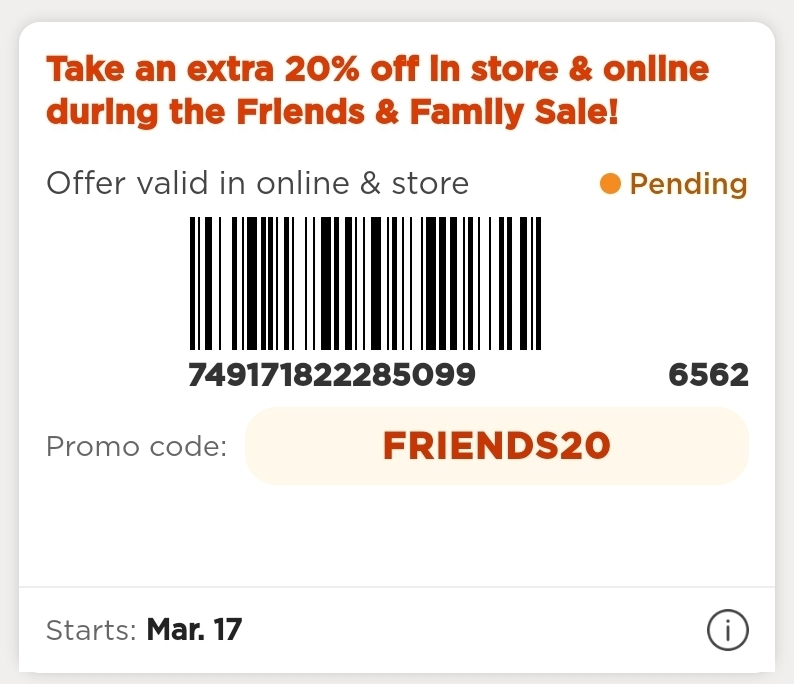 Kohl's Coupon: Extra 20% Off Entire Purchase